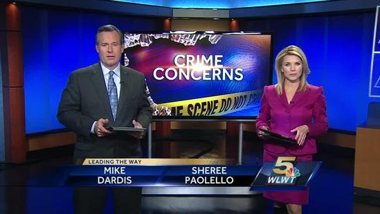 Two Butler County cities top FBI property crimes list