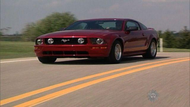 Passage: Ford Mustang