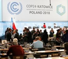 Nations agree on global climate pact rules, but they are seen as weak