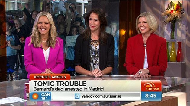 Kochie's Angels - May 6