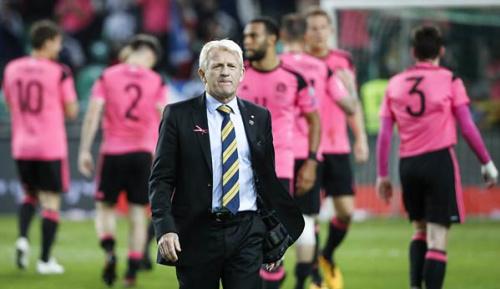 International: Schottland: Aus für Nationaltrainer Strachan