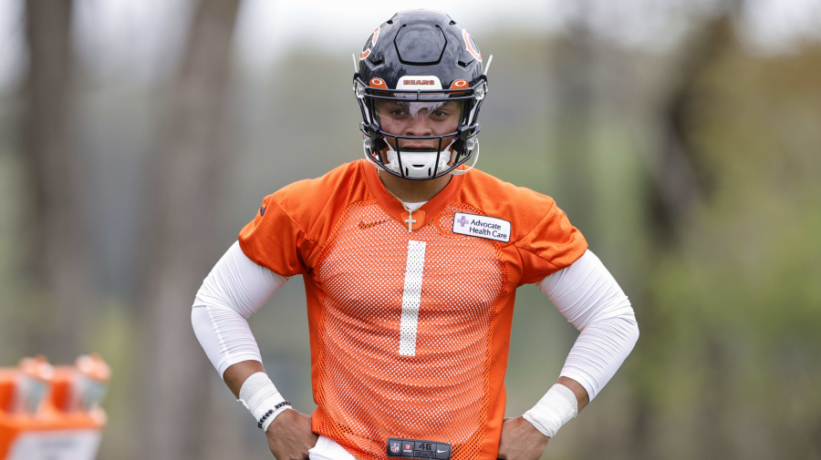 Fields and Bears fans will need to be patient