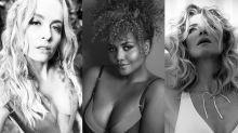 Beleza em preto e branco: famosas aderem a campanha de sororidade no Instagram