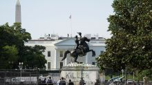 Feds Arrest 'Ringleader' in Attempt to Topple Andrew Jackson Statue Near White House