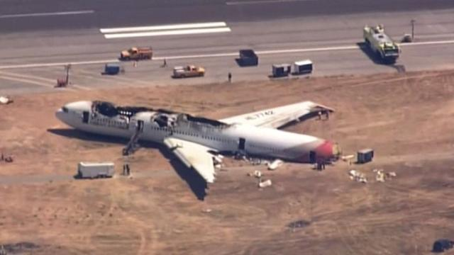 Asiana pilots appeared unaware of speed until too late
