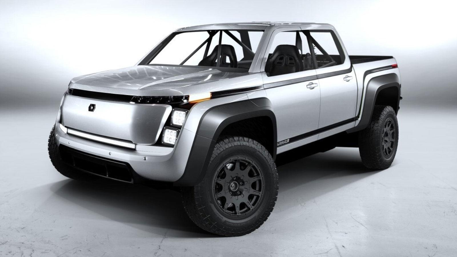 Lordstown Motors' electric race truck is (mostly) ready for off-roading - Engadget