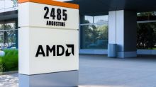 Advanced Micro Devices Stock Pops for Second Straight Day