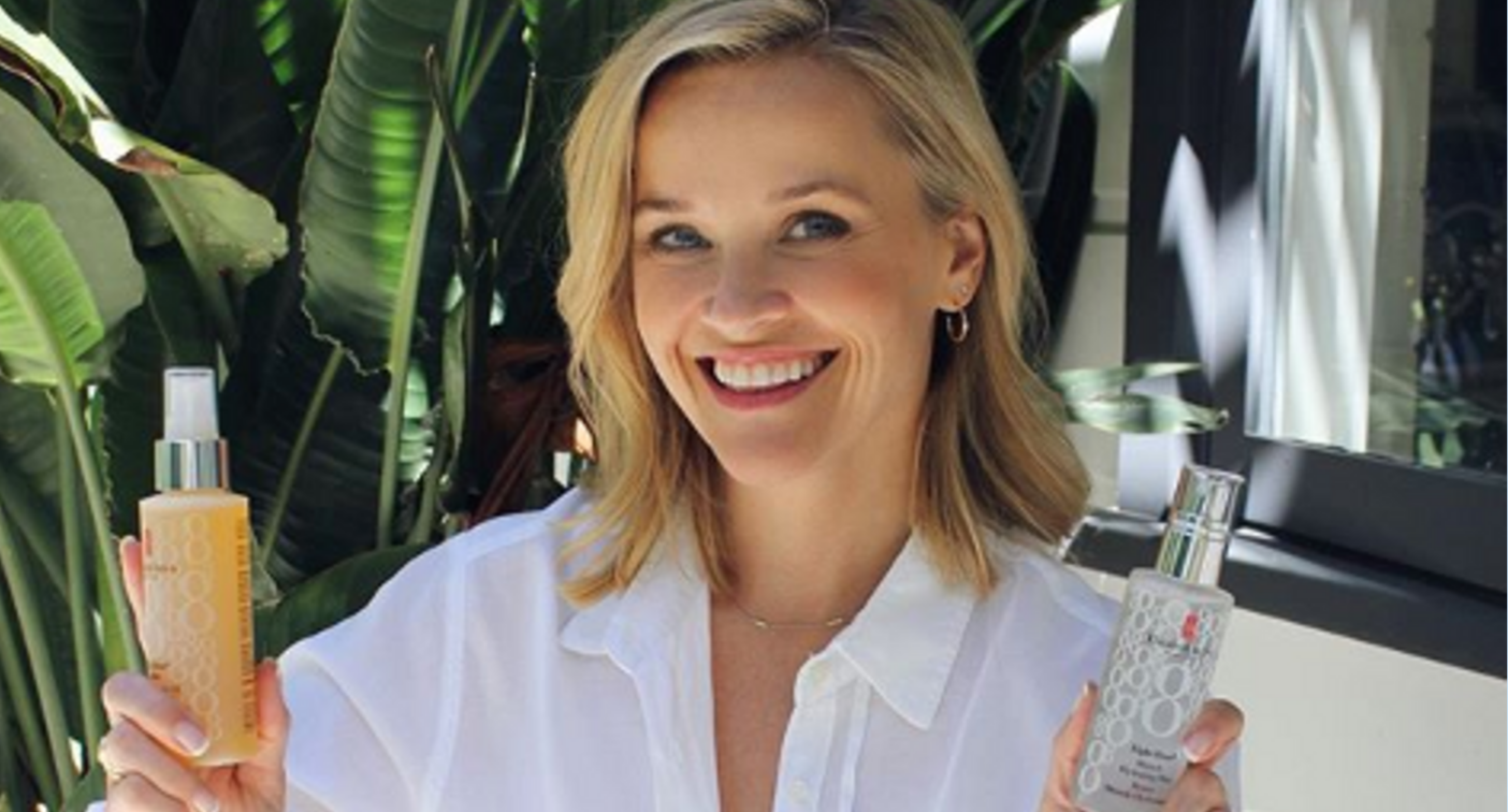 Reese Witherspoon's secret weapon to get rid of dark under-eye circles