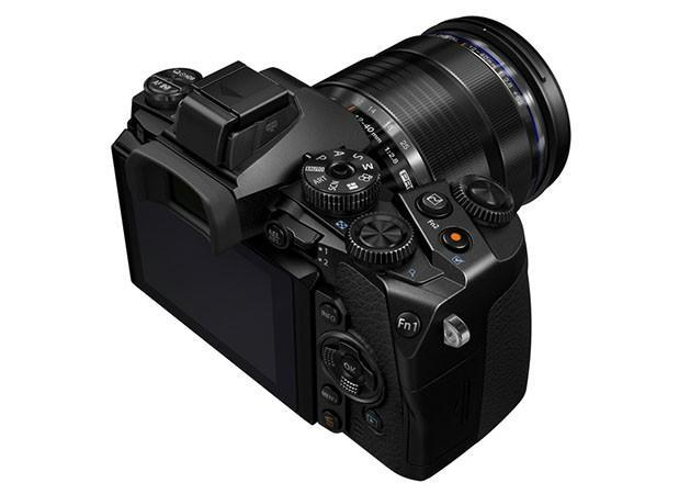 Olympus' OMD E-M1 flagship ILC arrives with new sensor, Four Thirds lens support for $1,399