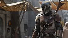 Jon Favreau reckons it's 'a matter of time' before his 'Mandalorian' characters turn up in 'Star Wars'