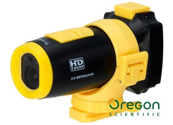 Oregon Scientific ATC9K HD Action Camera does 1080p underwater (video)