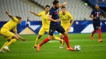 Foot - Médias - Médias: 4,6millions devant France-Ukraine sur TF1