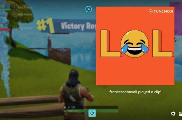 Twitch gets musical GIFs with TuneMoji extension
