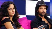 Kangana Hints at Affair With Hrithik Again With a Poem on TV?