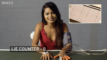Lie Detector Test - Ridhi (22 years)