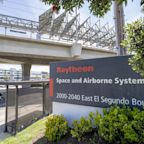 Raytheon Sinks After Disclosing U.S. Probe of Defense Books