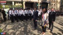 Attentat sur les Champs-Elysées : L'hommage d'Emmanuel Macron à Xavier Jugelé (Vidéo)