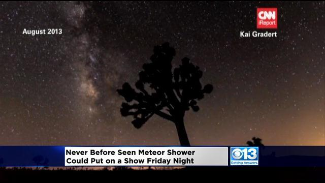 NASA: New Meteor Shower Could Rival Perseids