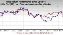Why Stifel Financial Should be Added to Your Portfolio Now?