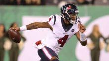 What Jets GM Joe Douglas said when asked about Texans QB Deshaun Watson