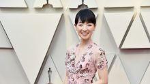Marie Kondo's Oscars Gown Sparks Joy