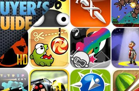 Holiday Buyer's Guide: App Store Games