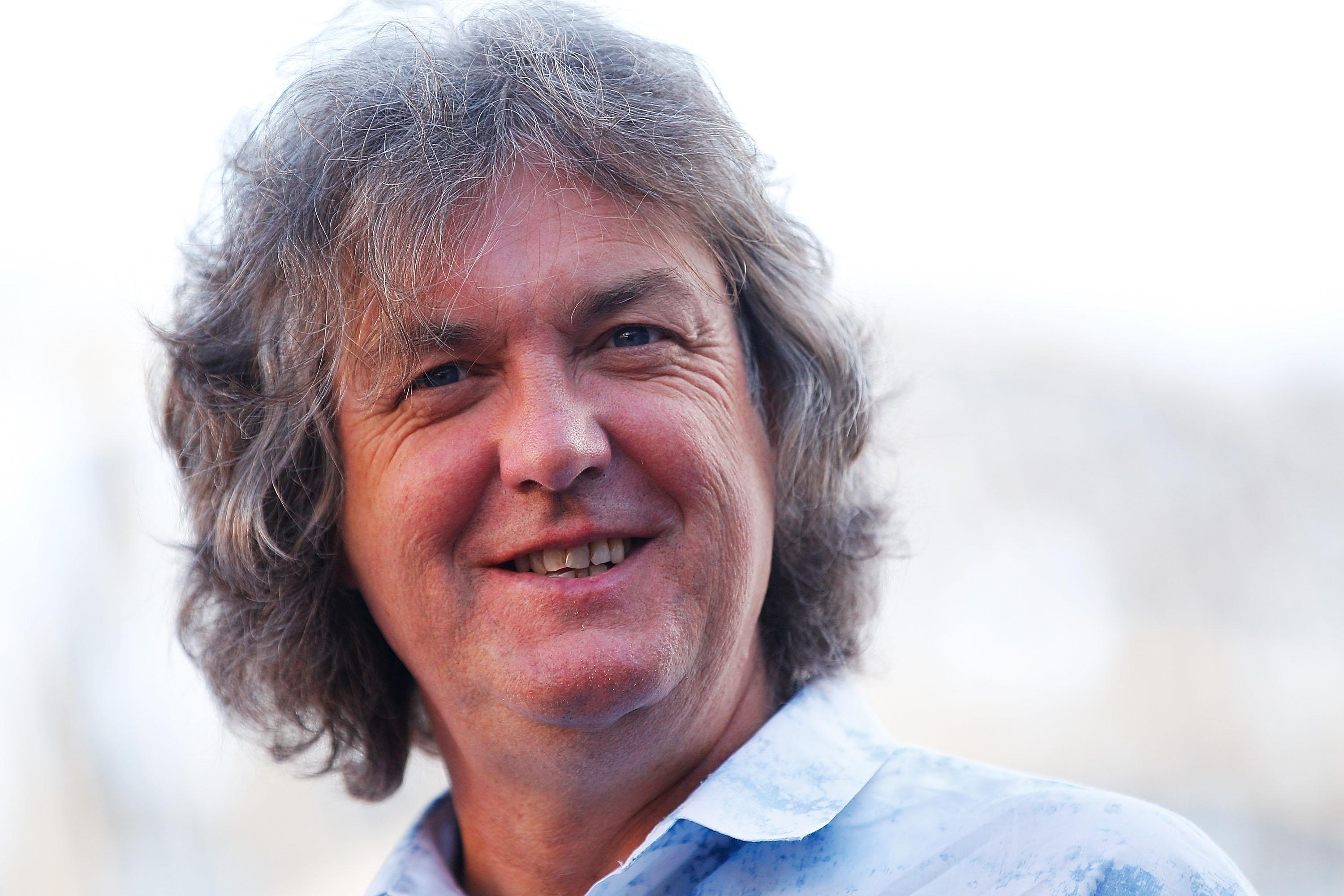 James May gives current 'Top Gear' presenters his seal of approval: 'They're almost as good as us'