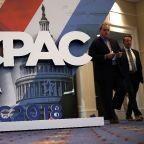 US gun debate stirs conservative conference after Florida tragedy