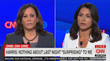 Tulsi Gabbard accuses Kamala Harris' campaign of using 'cheap smears'