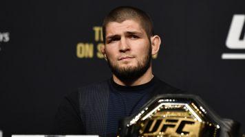 Khabib squashes any hope of fighting at UFC 249
