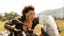 Milla Jovovich's 'Resident Evil' stunt double sues over horror crash