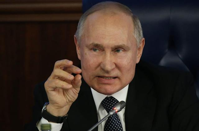 Russia claims it has successfully tested its own internet