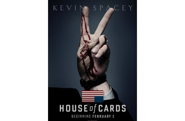 Netflix schedules its original series 'House of Cards' for release February 1st