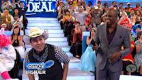 'Let's Make A Deal's' Wayne Brady Storms the Set of 'omg! Insider'