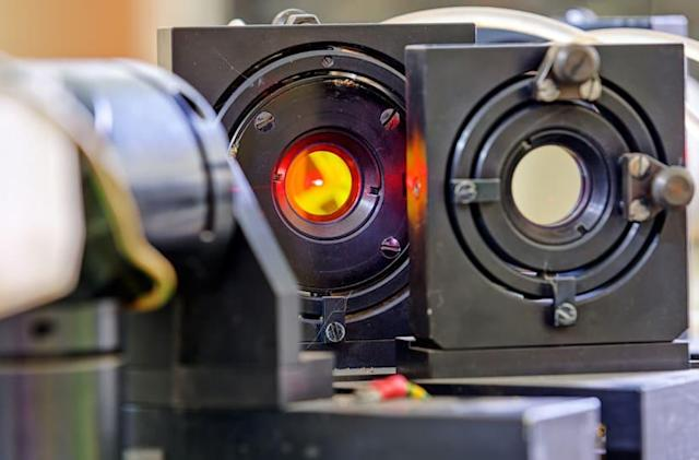 Japanese scientists fire the world's most powerful laser