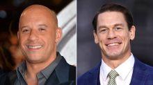 Vin Diesel Says He Had a 'Strange Feeling' Paul Walker 'Sent' John Cena to Play His Brother in F9