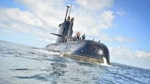 Search intensifies for 44 missing crew members of Argentine sub lost 268 miles off southern Atlantic coast