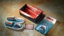 'Jaws' Shoes: Sneak Peek at This Summer's Scariest Footwear