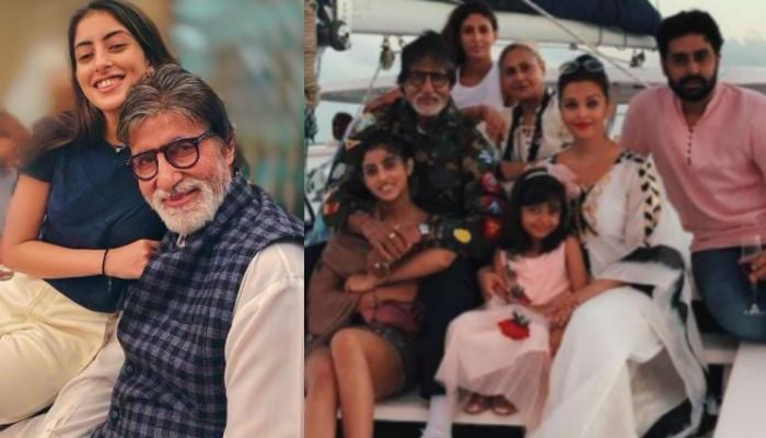 Amitabh Bachchan Posts Pictures Of The Incredible Women In His Life On International Women's Day - Yahoo India News
