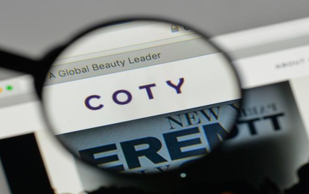 News post image: Are Options Traders Betting on a Big Move in Coty Stock?