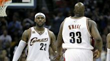 Shaquille O'Neal: LeBron James is 'a mixture of Michael, Shaq and Magic'