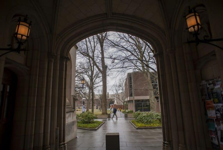 Princeton vai retirar nome de ex-presidente americano da faculdade ...