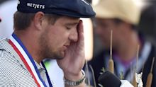 Bryson DeChambeau tears up when his parents surprised him after his U.S. Open win