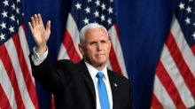 Trump's evangelical VP Pence gets limelight