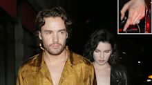 Liam Payne Engaged to Girlfriend Maya Henry, Sports Massive Ring While Out with Singer in London