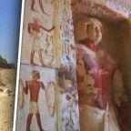 4,400-Year-Old Egyptian Tomb Discovered in Pristine Condition