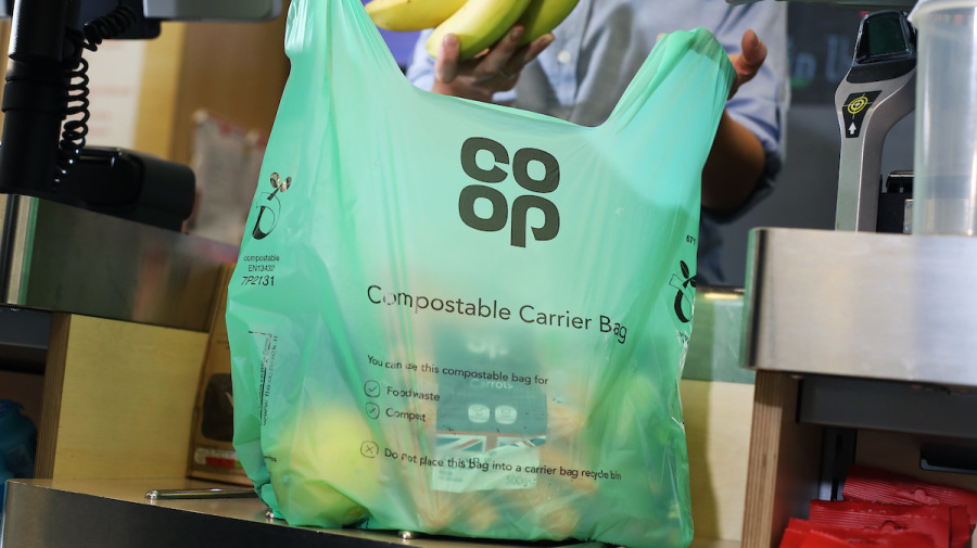 The Co-op Is Replacing 60 Million Carrier Bags With Bags You Can Compost