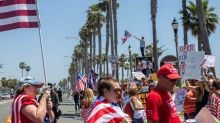 White Lives Matter rally planned Sunday in Huntington Beach, California