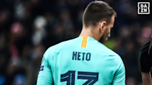 AC Milan offenbar an Leihe von Barca-Keeper Neto interessiert