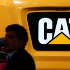 Caterpillar cuts profit outlook as China construction sales slump